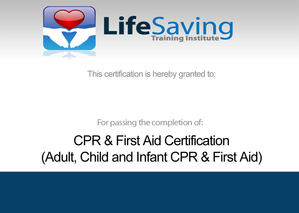 Cpr And First Aid Cheap Cpr Certification