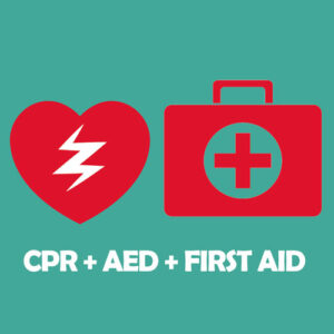 CPR & AED & First Aid Course
